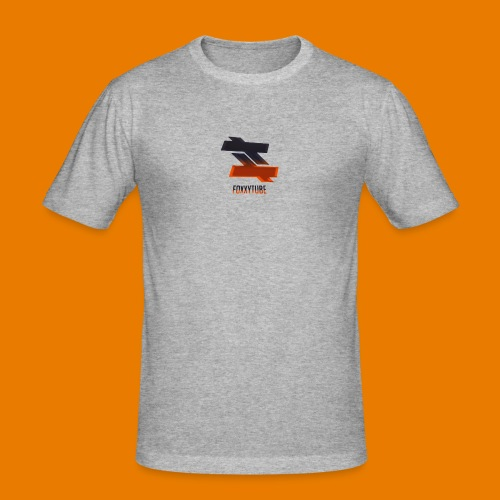 FoxxyTube Cap - Men's Slim Fit T-Shirt
