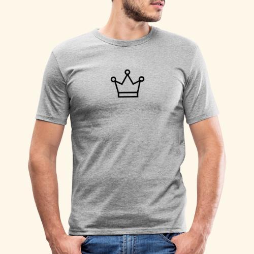The Queen - Herre Slim Fit T-Shirt