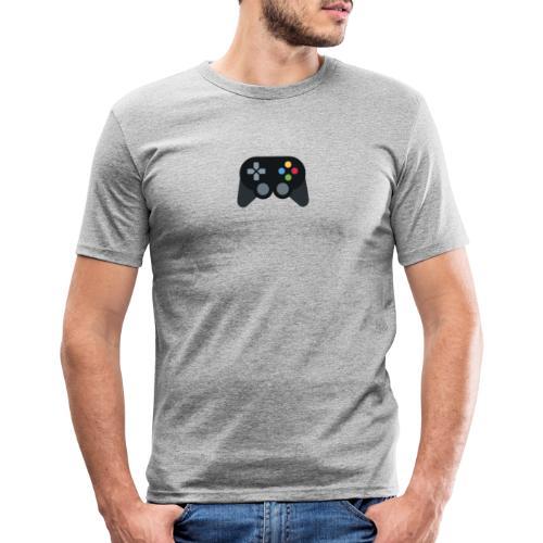 Spil Til Dig Controller Kollektionen - Herre Slim Fit T-Shirt