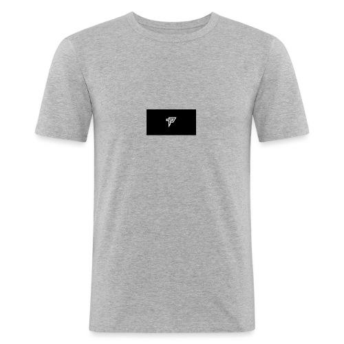 POPA - Männer Slim Fit T-Shirt