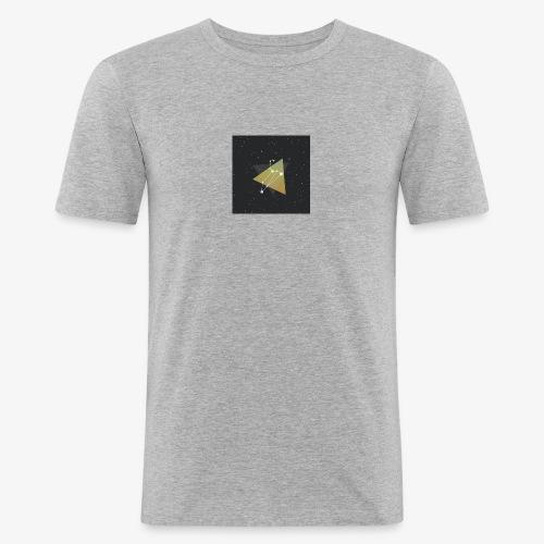 4541675080397111067 - Men's Slim Fit T-Shirt