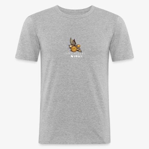 Le Subtile - T-shirt près du corps Homme