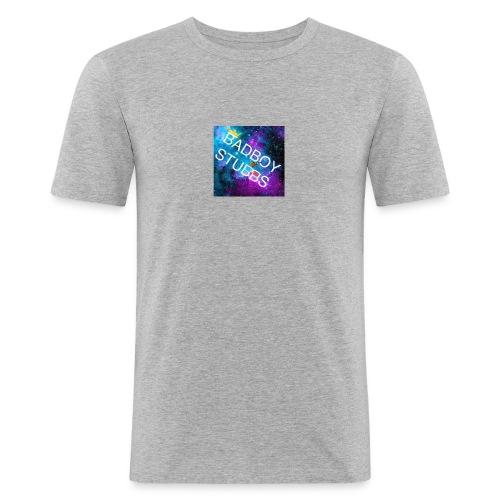Laynard - Men's Slim Fit T-Shirt