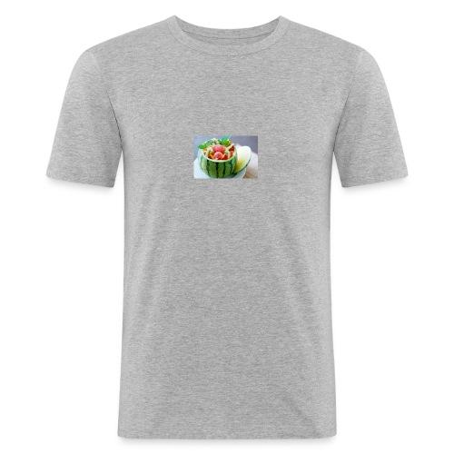 wassermelone tumblr - Männer Slim Fit T-Shirt
