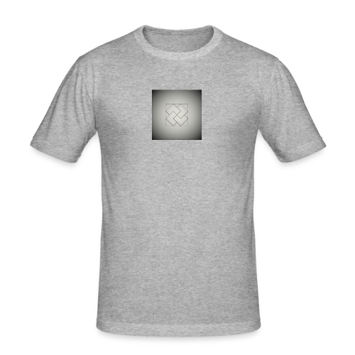 OPHLO LOGO - Men's Slim Fit T-Shirt