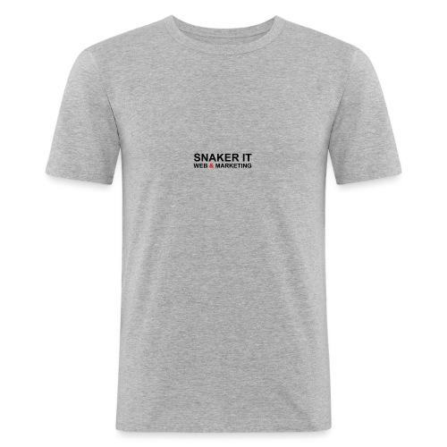 SNAKER IT - T-shirt près du corps Homme