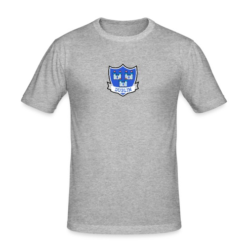 Dublin - Eire Apparel - Men's Slim Fit T-Shirt