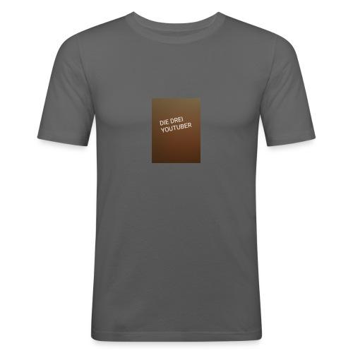 Nineb nb dani Zockt Mohamedmd - Männer Slim Fit T-Shirt