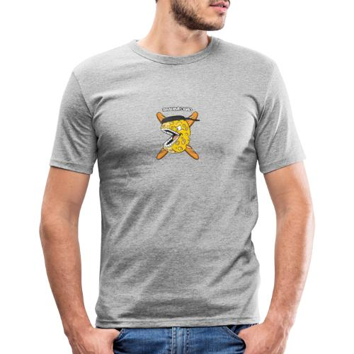 brahim - T-shirt près du corps Homme