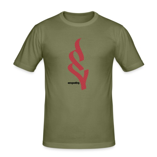 empathy e2 - Obcisła koszulka męska