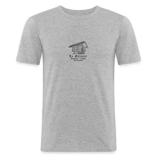 T Shirt - T-shirt près du corps Homme