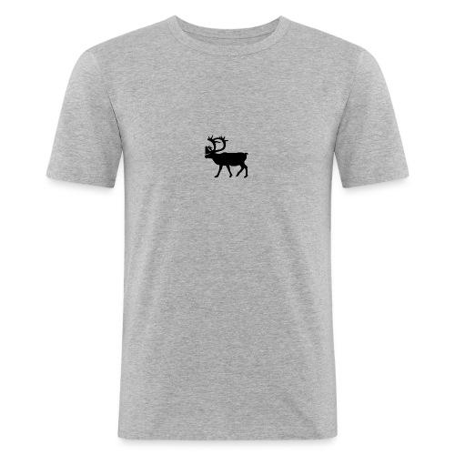 Le Caribou - T-shirt près du corps Homme