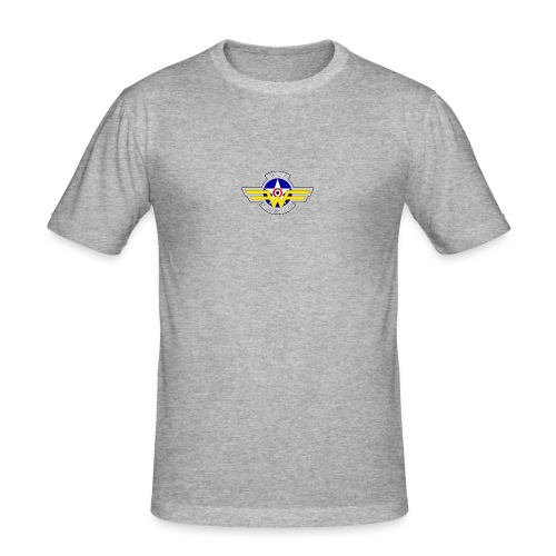 Logo French Wing - T-shirt près du corps Homme