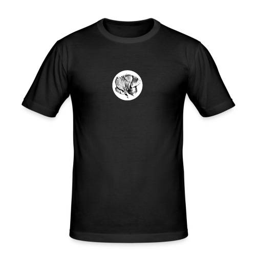 Treat me well - Herre Slim Fit T-Shirt