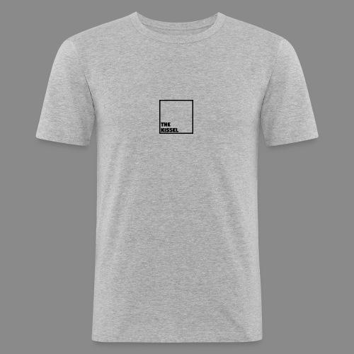 Kissel - Mannen slim fit T-shirt