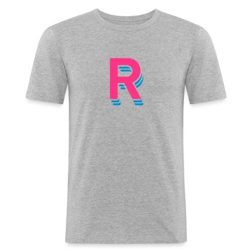 noch ein test lol - Männer Slim Fit T-Shirt