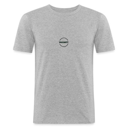 Duckett - Men's Slim Fit T-Shirt