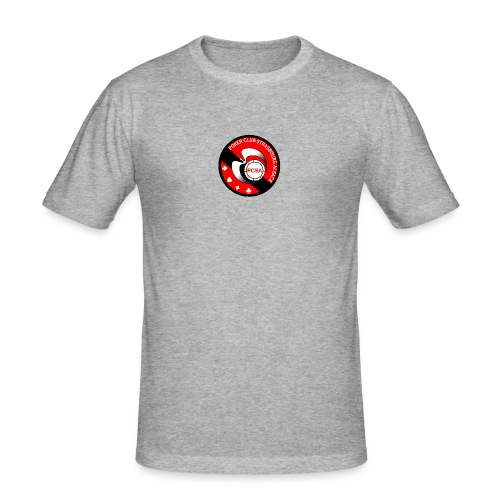 PCSA - Poker Club Strasbourg Alsace - T-shirt près du corps Homme