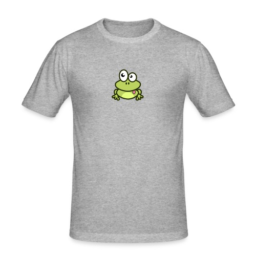 epic frog - Men's Slim Fit T-Shirt
