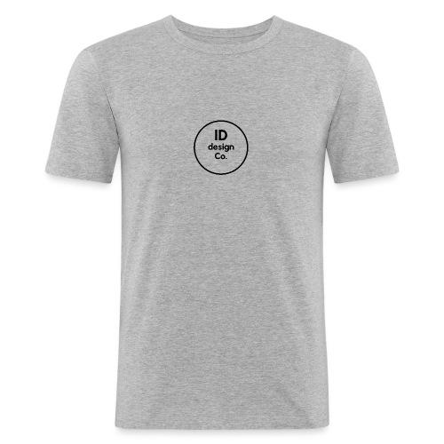 IDdesignCoCircle - Slim Fit T-shirt herr