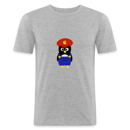 Pingouin Mario - T-shirt près du corps Homme