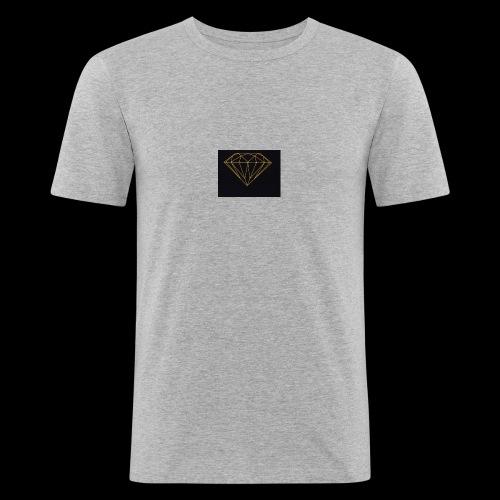 Diamond - T-shirt près du corps Homme