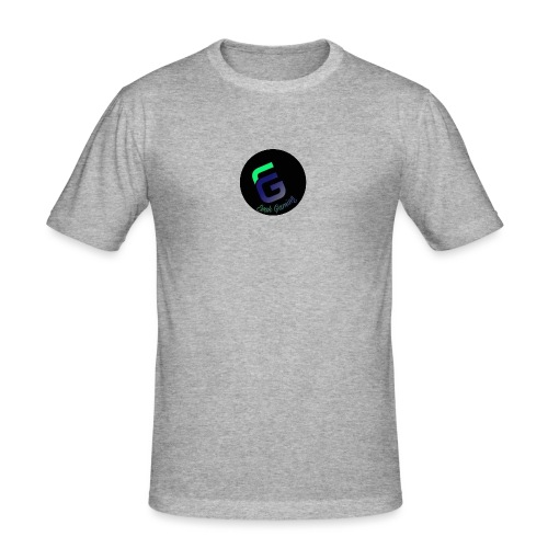 Evak Gaming - Men's Slim Fit T-Shirt