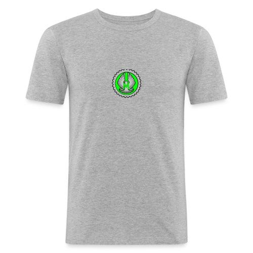 rogue black - Men's Slim Fit T-Shirt