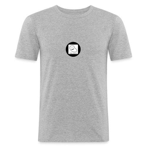 Think Potato - Men's Slim Fit T-Shirt