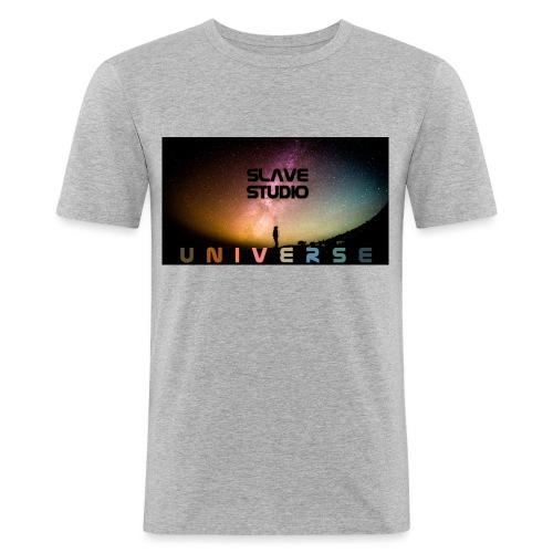 Universe - Maglietta aderente da uomo