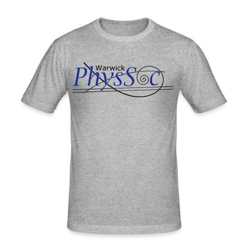 Official Warwick PhysSoc T Shirt - Men's Slim Fit T-Shirt