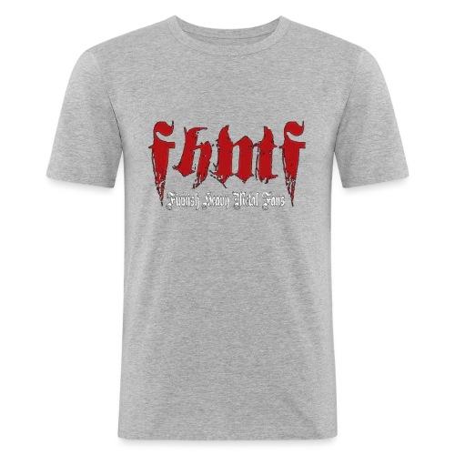 FHMF - Miesten tyköistuva t-paita