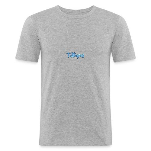 TJ SQUAD MERCH!!! - Men's Slim Fit T-Shirt
