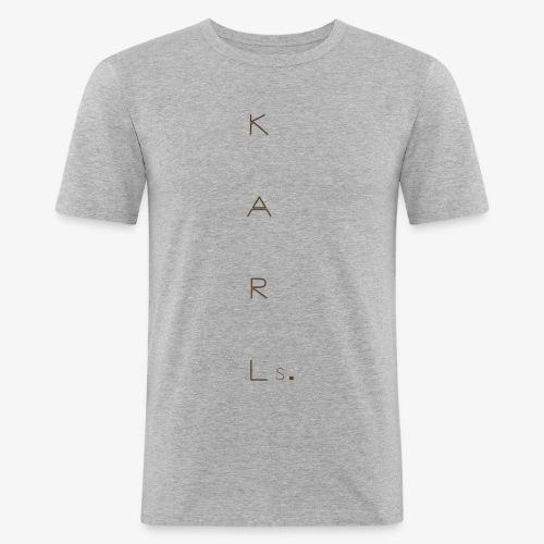 Karl.s Design 5 - Slim Fit T-shirt herr