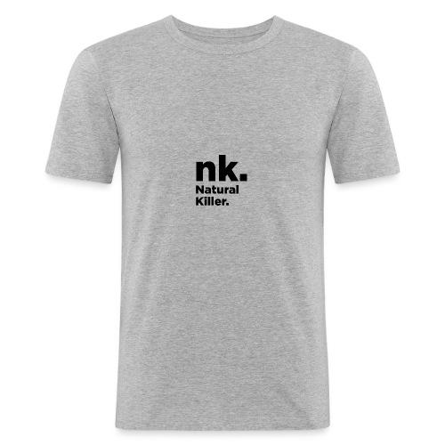 NK Natural Killer - T-shirt près du corps Homme