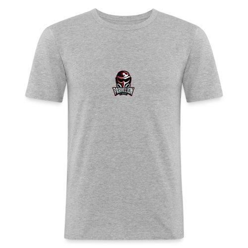 Parhelion Logo - Slim Fit T-shirt herr