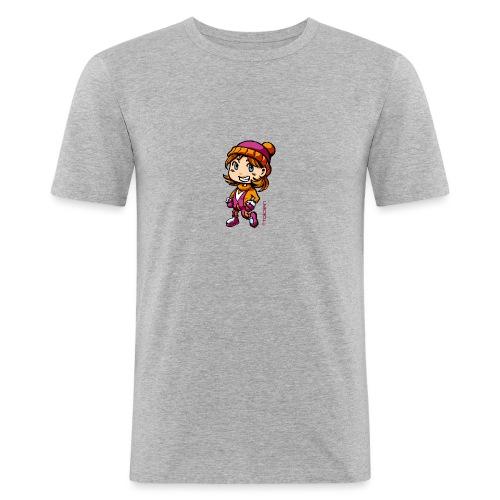 Tolden en hiver - T-shirt près du corps Homme