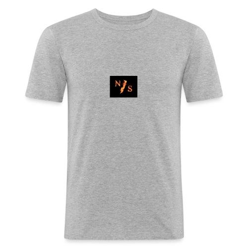 NillSkill ORIGINAL KLÆR - Slim Fit T-skjorte for menn