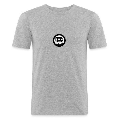 2inEurope | sec - Männer Slim Fit T-Shirt
