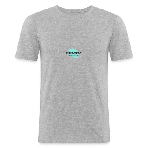 Peppkampen - Slim Fit T-shirt herr