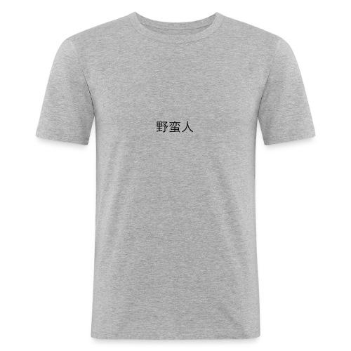 Savage x Japan - Slim Fit T-skjorte for menn