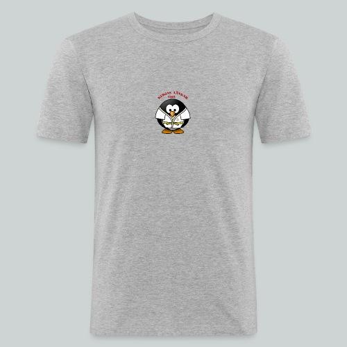VisbyPenguins - Slim Fit T-shirt herr