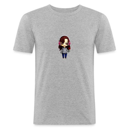 Chibi - T-shirt près du corps Homme