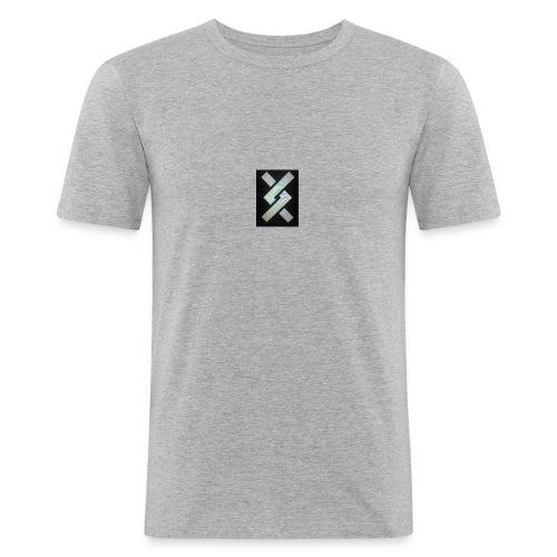 Original Movement Mens black t-shirt - Men's Slim Fit T-Shirt