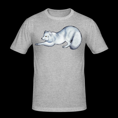 Arctic Fox - Men's Slim Fit T-Shirt