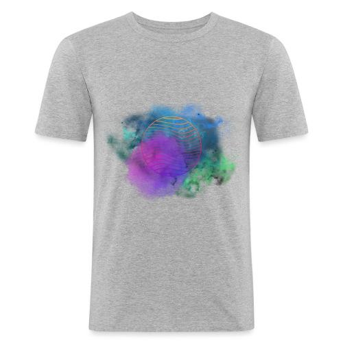 Nebula - Men's Slim Fit T-Shirt