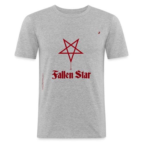 Fallen Star - Men's Slim Fit T-Shirt