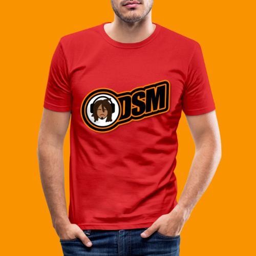 DSM - T-shirt près du corps Homme