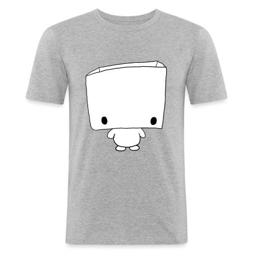 Box-Chan - T-shirt près du corps Homme