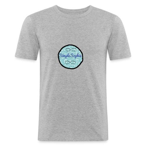SimpleSophie Merch - Men's Slim Fit T-Shirt